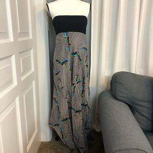 Artelier by Nicole Miller Maxi Dress Sz L
